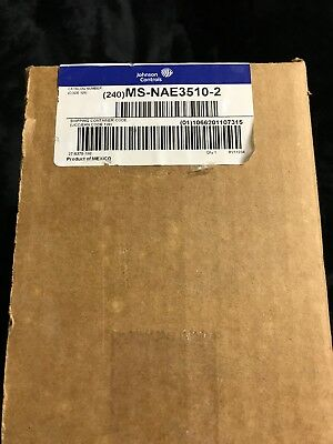 Johnson Controls MS-NAE3510-2