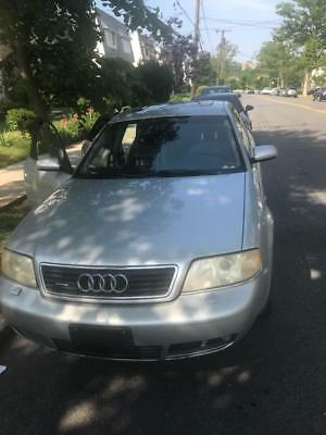2001 Audi A6  Go back to school in style 2001 Audi A6 2.7T Quattro
