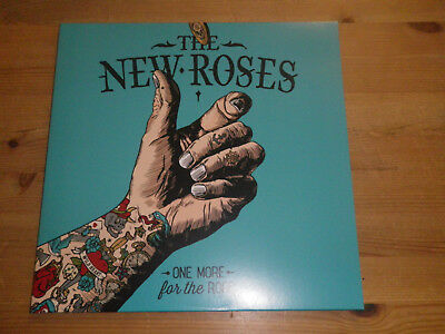 """THE NEW ROSES: One More For The Road, + DOWNLOAD-CARD, NPR 724, 12""""/ LP, MINT!!"""