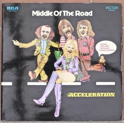 Middle of the Road, Acceleration