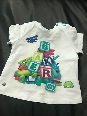 ted baker new baby t shirt 3-6 months