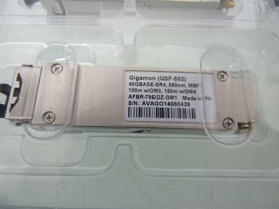 Gigamon QSF-502 Compatible 40GBASE-SR4 QSFP+ 850nm 150m DOM Transceiver Module
