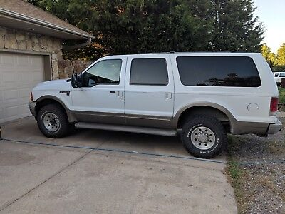 2000 Ford Excursion Limited Rust free Ford Excursion! 4x4!