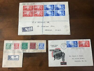 (Lot 28) Channel Islands Early Postal History Collection