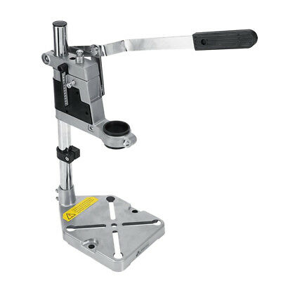 Universal Bench Drill Press Stand Workbench Repair Tool with Single Clamp