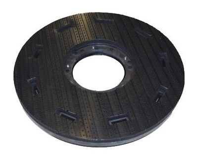 Drive Plate Padteller Suitable for Nilfisk Sd 430 - Full Adhesive Coating Black