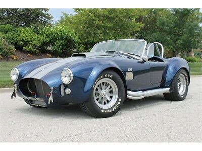 1965 Shelby Superformance 2007 Shelby Cobra Superformance Roush 427R One Owner 13K mi Immaculate