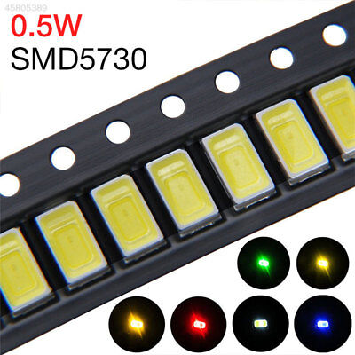 3528 SMD 5730 Diode 5730 Chip Durable 50/100pcs 70LM LED Lamp DIY Surface Mount