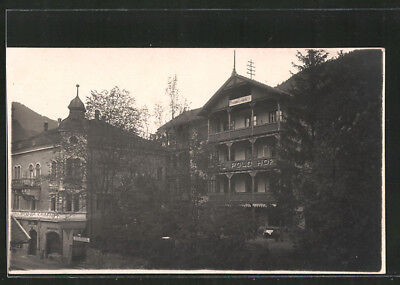 AK Gossensass, Pension Leopold Hof