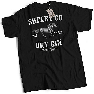 Shelby Co Gin Premium T Shirt By Order of the Peaky Blinders Shelby Brothers
