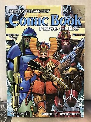 Overstreet Comic Book Price Guide 47 - Star Slammers Softcover Ships Now