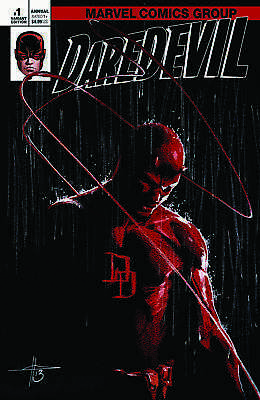 Daredevil Variant issue #1 / Limited to 800 Hand Selected Copies