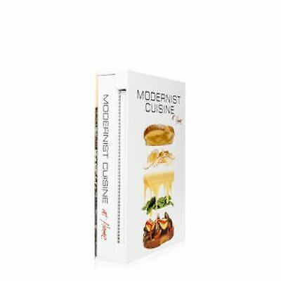 Modernist Cuisine at Home by Maxime Bilet and Nathan Myhrvold (2012, Hardcover)