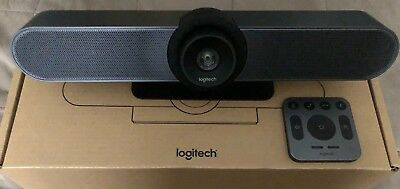 Logitech MeetUp All-in-One ConferenceCam USB 2.0 Used in Perfect Condition NR!