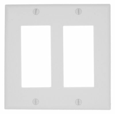 Leviton 80409-NW Wall Plate