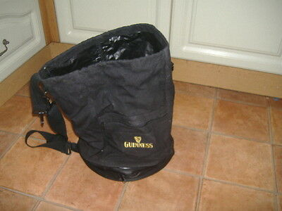 Guinness Rugby Ball Sports Team Bag, G/c,free Uk Post