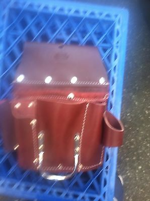 American Leather Craft 486 Drywall Framer's Pouch