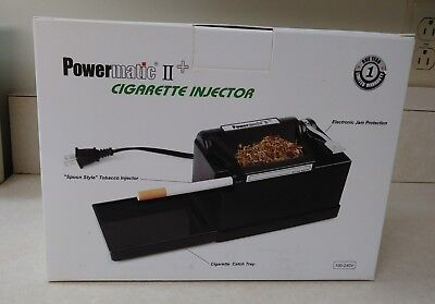 Powermatic II 2 Plus Electric Cigarette Injector Machine Diy