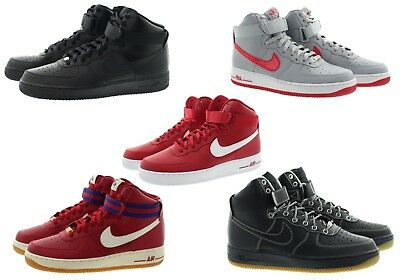 1e5d30dd0c7 Nike 315121 Men s Air Force 1 High Top Basketball Athletic Shoes Sneakers
