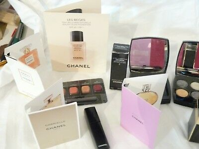 Lot De  Produits Chanel Maquillage Et Parfums
