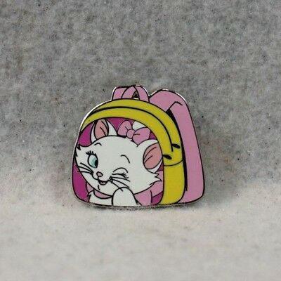 Disney Parks Pin Magical Mystery Series Backpack Collection MARIE Aristocats