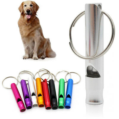 Ultrasonic Sound Whistle to Stop Barking Bark Control Dog Training Deterrent #S