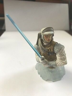 Star Wars Gentle Giant Hoth Luke Skywalker Bust-Up