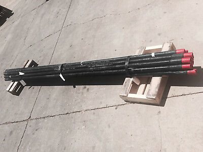 Brand New Original Hunting 10x15 10FT FSI Drill Pipes (Bundle of 10)