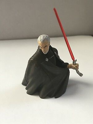 Star Wars Gentle Giant Count Dooku Bust-Up
