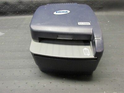 RDM EC7000i EC7011f Two Sided Check and Credit Card Reader and Scanner