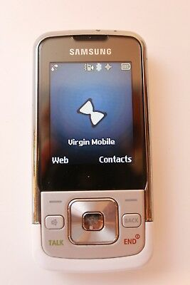 Samsung SPH-M330 Digital Cell Phone Untested ANTIQUE VINTAGE COLLECTIBLE