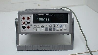 AGILENT U3402A 5.5 Digit, Dual Display Multi meter