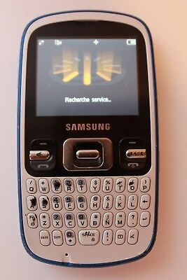 Samsung SCH-R351 Digital Cell Phone Untested ANTIQUE VINTAGE COLLECTIBLE