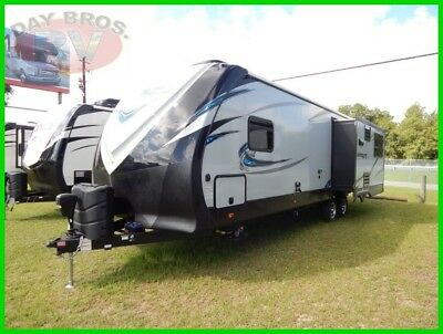 2018 Dutchmen Aerolite Luxury Class 298RESL New RV Travel Trailer Camper Towable