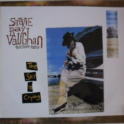 Stevie Ray Vaughan  -  The Sky Is Crying   Holland 1991