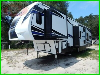 2019 Keystone Impact 367 New Toy Hauler Travel Trailer Camper RV Towable
