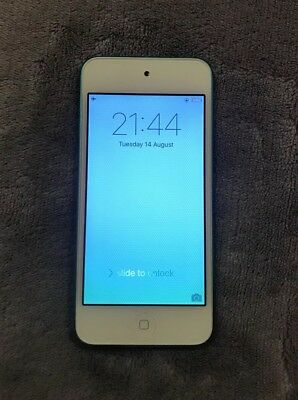 iPod Touch 5th Generation Blue 16GB
