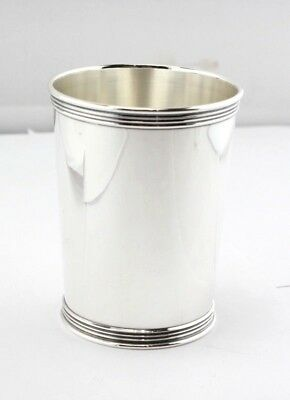 Manchester Silver Co. Mint Julep Cup Sterling Silver 3759S- Nr # 2410