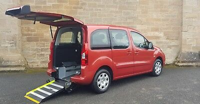 2010 Peugeot partner tepee 1.6 HDI Diesel ⭐wheelchair access vehicle disabled