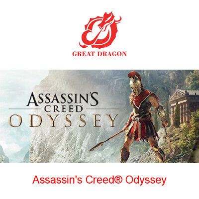 [Contact Before Purchase] Assassin's Creed Odyssey [PC Global]