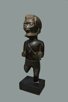 A Very Fine Old Makonde Ancestor sculpture, Ex Prof. Bordogna Collection