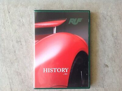 "RUF Porsche Marketing DVD 2013 - Features RUF CTR ""Yellowbird"" at Nurburgring"