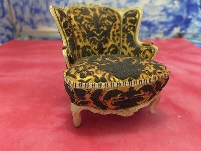 Take a Seat Mrs Vanderbilt's Chair c. 1897 by Raine and Willitts Designs
