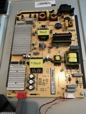 TCL 55S405 TV Television Replacement Power Supply Board 08-L141WA2-PW220AB
