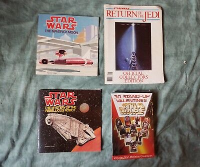 Star Wars Storybook,Maverick Moon,Rebellious Robot & Valentines ●