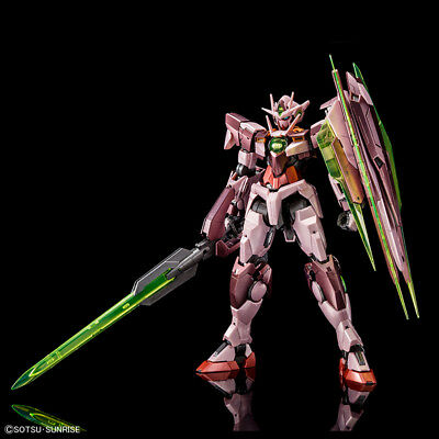 P-Bandai MG Trans-Am 00 Qan[T] Special Coating Bandai Gundam Model Kit - Neuware