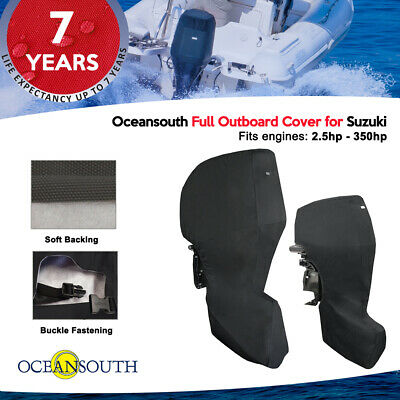 Suzuki Outboard Motor Engine Full Cover / Protect Cover