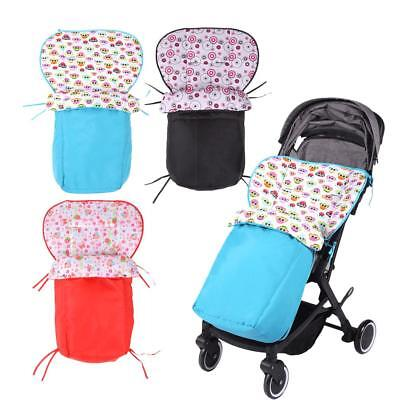 Universal Baby Warm Stroller Thick Pushchair Footmuff Sleeping Bag Foot Cover