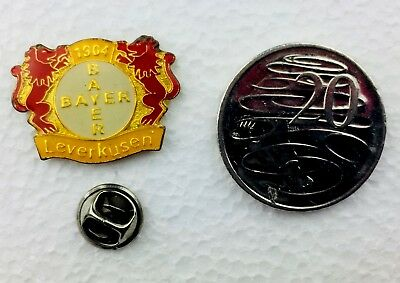 Bayer Leverkusen German Football Badge Pin