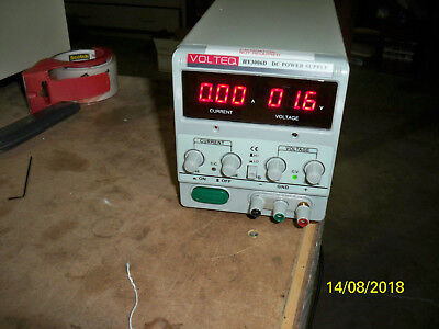 Lolteq HY3006D Regulated Linear Variable DC Power Supply, 120 Volt Input